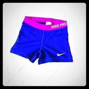 "NIKE PRO 3"" Compression Shorts-M *"